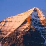 Mt. Robson web cam (external site-BC Parks)