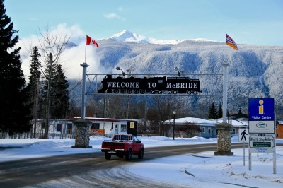 Welcome to McBride Sign © Bill Arnold